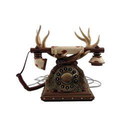 Duck Dynasty Antler Phone Prop