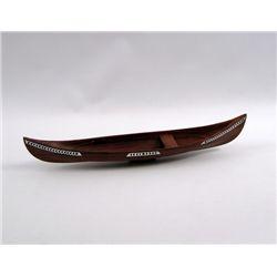 Hawaii Five-0 (1968) Outrigger Canoe Model Prop