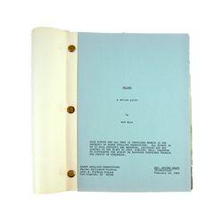 Velvet - TV Movie/Pilot Script