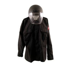 Blade II Damaskinos' Security Shirt & Helmet