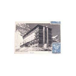 Norma Shearer Handwritten Postcard