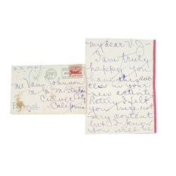 Mae Murray Personal Handwritten Letter