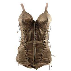 Madonna Like A Virgin Jean Paul Gaultier Designed Blonde Ambition Costume