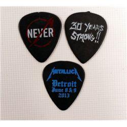 Metallica Guitar Picks