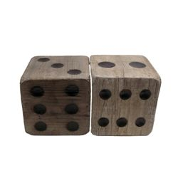 Addams Family Values Oversize Dice Props