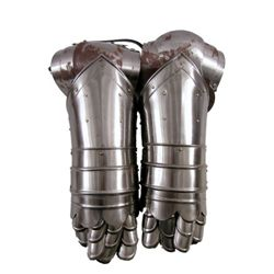 Lord Of The Rings Two Towers Armor Gloves Props