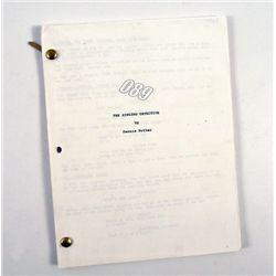 The Singing Detective (2003) Original Production Script