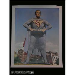 Superman 1936 'model' print 4/4