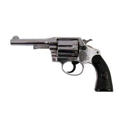 20th Century Fox Studio Colt Live Fire 32-20  Police Special Revolver