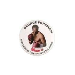 Ali (2001) George Foreman Button Prop