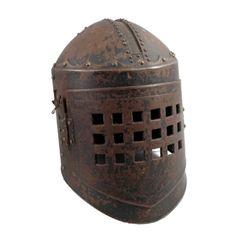 Jabberwocky Helmet Prop