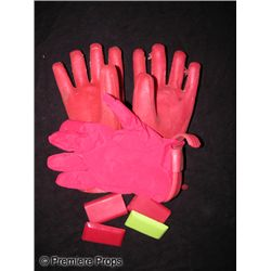 Star Trek: Insurrection Gloves Movie Props