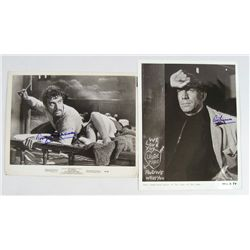 Anthony Franciosa Signed Photos