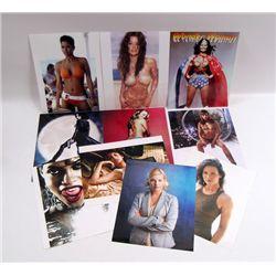 Ten Studio Prints - Woman Action Heroes