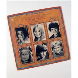 Brady Bunch Signed Album By Entire Cast
