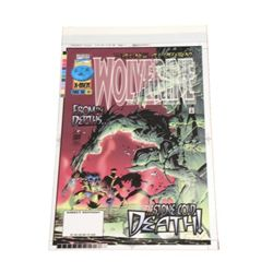 Wolverine Marvel Comic Book Cover 4-Color Proofs #101
