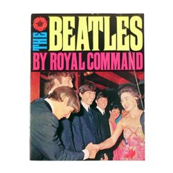 The Beatles Royal Command Performance For The Queen Program (1963)