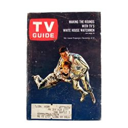 TV Guide Lost In Space November 1965