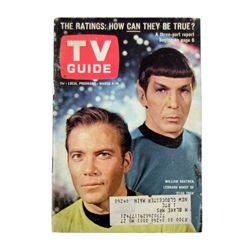 TV Guide Star Trek March 1967