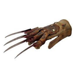 Nightmare On Elm Street 5 Freddy Krueger (Robert Englund) Screen Used Blade-Glove Prop