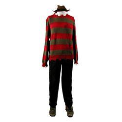 Nightmare On Elm Street 5 Freddy Krueger (Robert Englund) Full Hero Costume