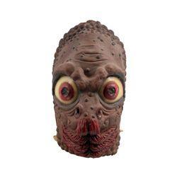 Mole People Production Mole Head