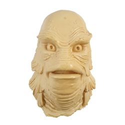Creature From The Black Lagoon Casting of Creature Gill-Man Head From Original Mold
