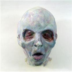 X-Files Alien Head