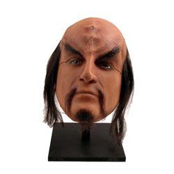 Star Trek III Klingon Prosthetic Make-Up