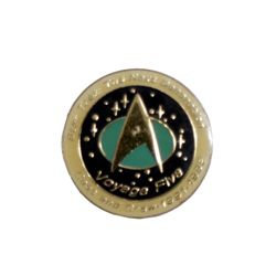 Star Trek Next Generation Official Fifth Season Cast & Crew Pin