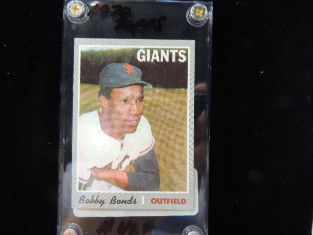 1970 Topps Bobby Bonds 425 Baseball Card