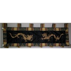Chinese Embroidery Dragon Pattern