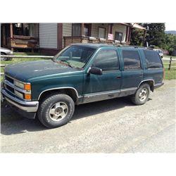 1996 Chevy Tahoe 4x4
