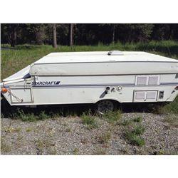 Starcraft Pop up Camper