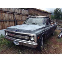 1970 Chevy 1/2 ton