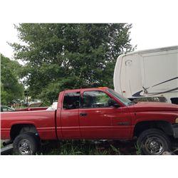 2001 Dodge Ram 2500 4x4