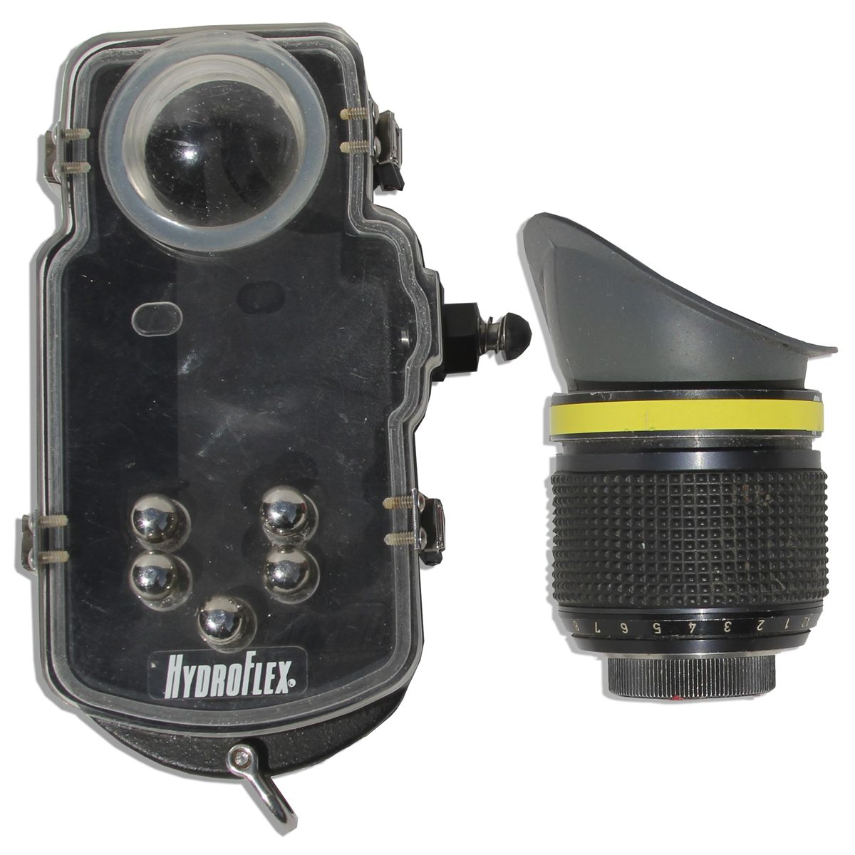 Two Incredible Pieces From ''Jaws'' -- Underwater Light-Meter
