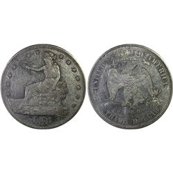 USA Trade Dollar 1876 S PCGS AU50
