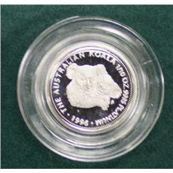 1996 Platinum 1/10 oz Koala