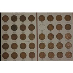 Penny Collection, 1911 to 1964, (no 1930) Above average set