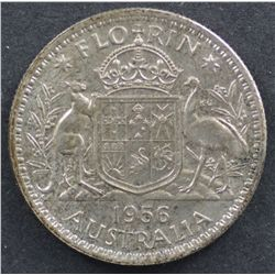 1956 Florin Choice Uncirculated