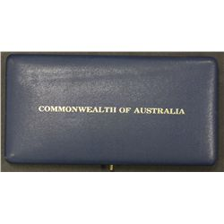 Australia 1966 Proof Set box, Perfect Condition