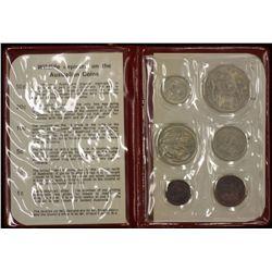 1971 Mint Set, Scarce set