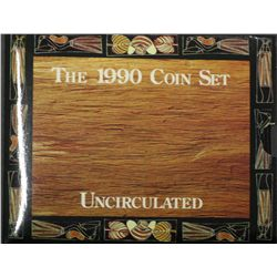 1990 Mint Sets x 2