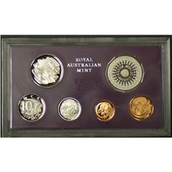 1976 and 1977 Proof Set
