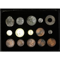 Bicentennial Facsimile Coin Collection