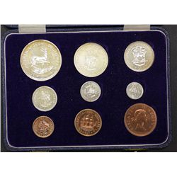 South Africa 1958 Proof Set