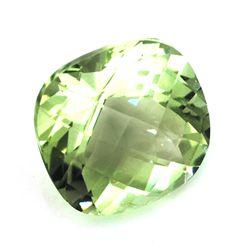 APP: 0.6k 15.69CT Square Cut Green Quartz Gemstone