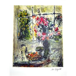 MARC CHAGALL Fruit and Flowers Print, 336 of 500