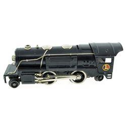 ^Lionel Trains Pre-War 259 Tin Plate 2-4-2 Steamer Engine